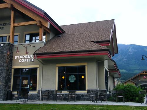 Starbucks Canmore