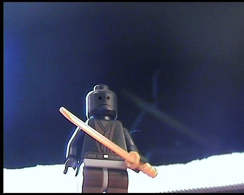 LEGO Ghost Assasin from Sonny