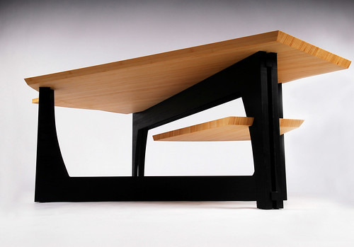 Dining table tomita designs for Dining table leg design