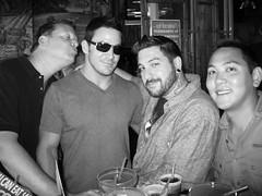 Randy, Chris, Me, and Brian