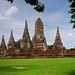 Wat Ratburana by B℮n