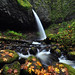 Ponytail Falls, Autumn Study 2009