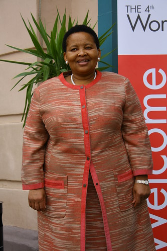 Minister of Culture, the Hon Ms Lulu Xingwana, 4th World Summit on Arts & Culture