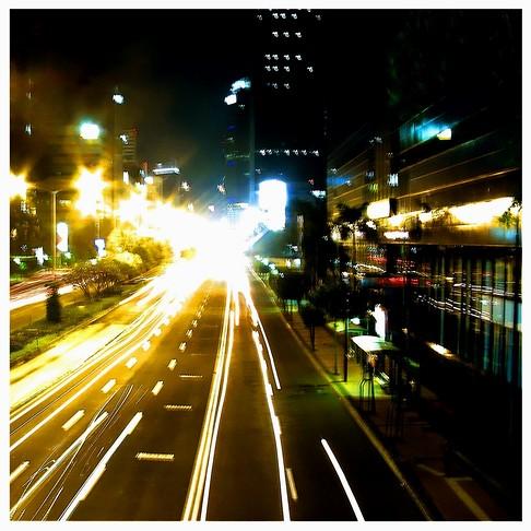 color bulb streetphotography jakarta