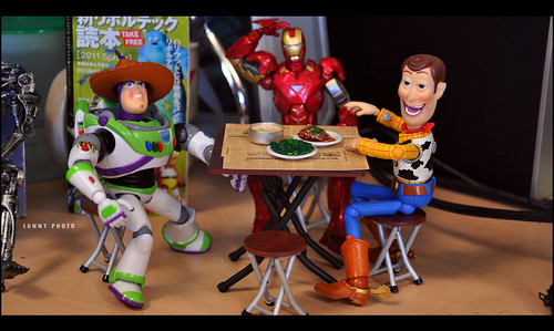 Chinese foOd .. Woody ReVoltEch