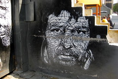 NYC - Brooklyn - DUMBO: Streetart by C215