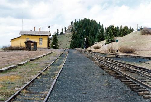 railroad rio grande scenic continental denver western divide cumbres toltec