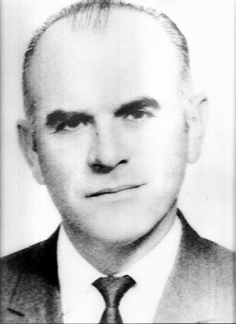 Nonno Jose Schievenin Bortolotti