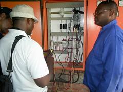 Testing Somar Integra Installation for Quality Control on a Water Pump, by Somar International Ltd