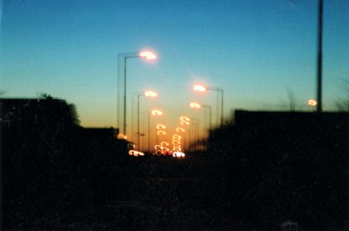 Blurred street lights, Cork | Flickr - Photo Sharing!  Blurred street ...
