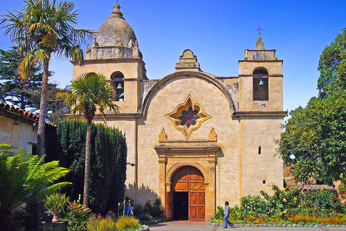 La Misión de San Carlos Borroméo de Carmelo by Old Jingleballicks