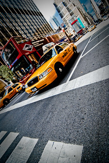 Greyline / Yellow Cab