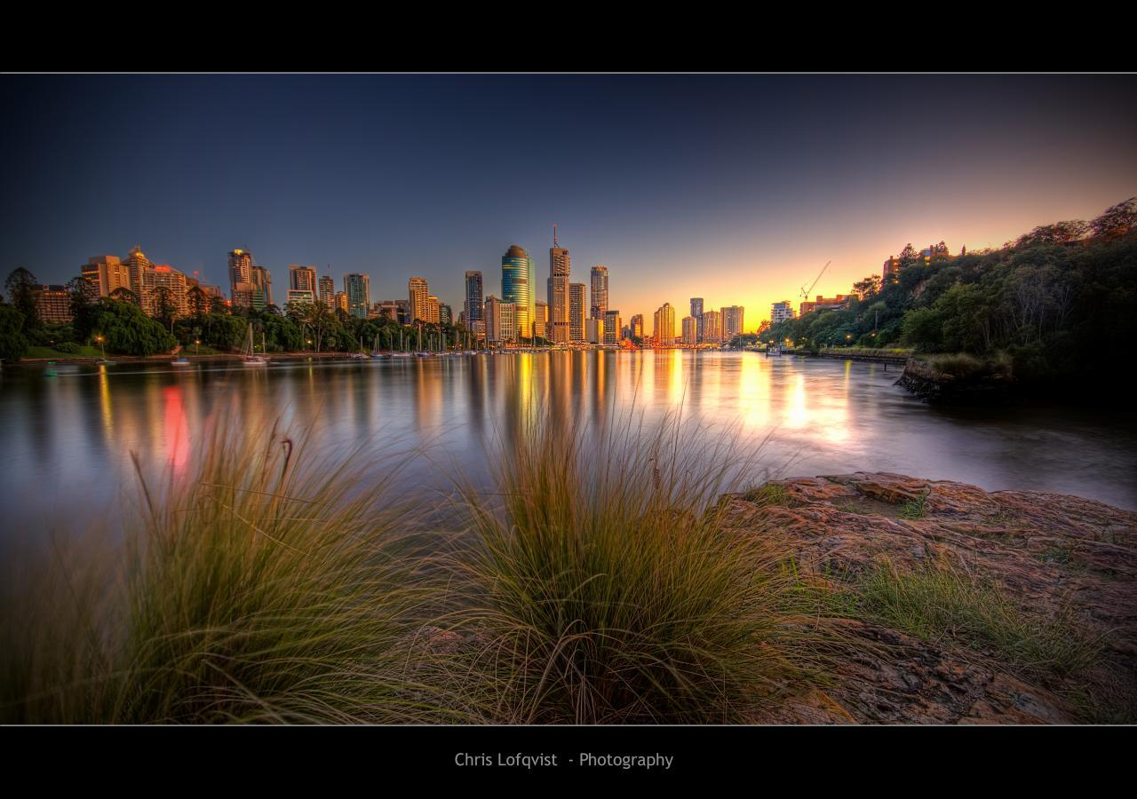 Winter date in Brisbane