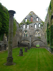 Belgique - Abbaye Villers la Ville