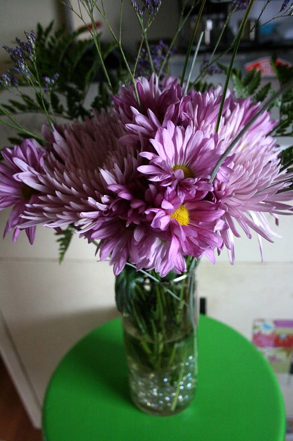 Anniversary Flowers!