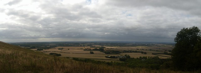 View from Crundale Down