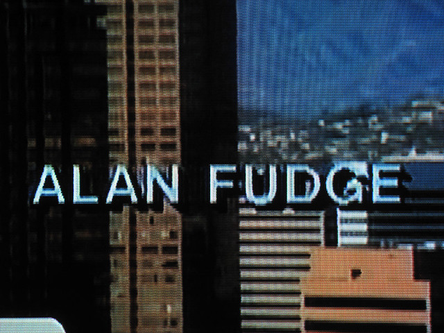 Header of Alan Fudge