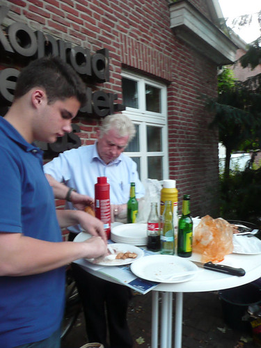 TV-Duell-Party in Lingen