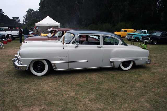 53 Desoto Fire Dome Club Coupe02 Flickr Photo Sharing