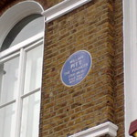William Pitt The Younger blue plaque
