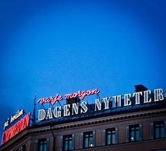 Expressen Dagens Nyheter