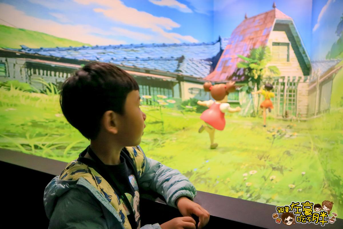吉卜力的動畫世界特展-54
