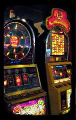 machine, arcade game, slot machine, games,