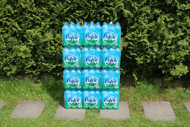 100 liter volvic