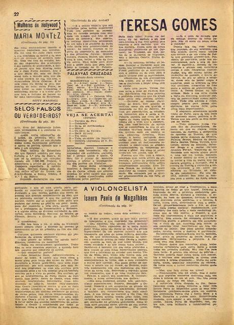 Século Ilustrado, No. 519, December 13 1947 - 12