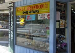 Colin Brandon Shoe Repairs, Ipswich Rd, Annerley Junction, Brisbane, Queensland, Australia 090617