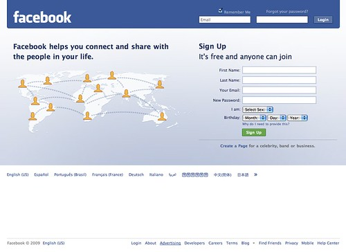 - Facebook helps you connect and share with the people in your life