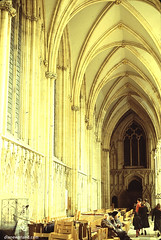 Yorkminster Cathedral 1977