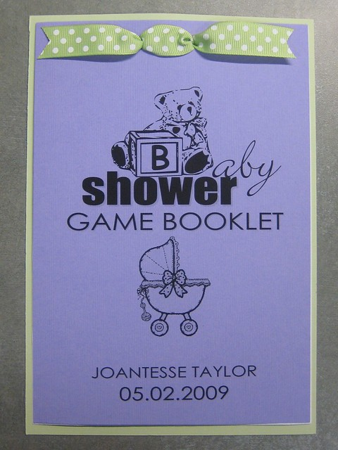 baby shower game booklet template baby shower game booklet flickr photo sharing