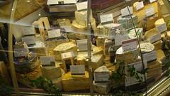 Cheese! Harrods Charcuterie, Fromagerie & Traiteur, Knightsbridge, London