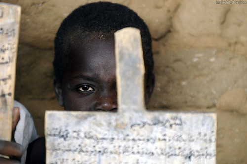 student from darfur