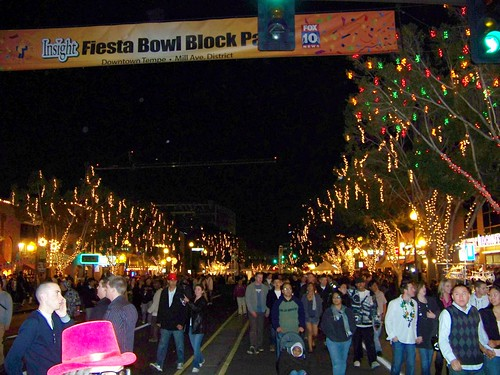2008 Fiesta Bowl Block Party, Tempe AZ