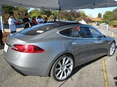 automobile(1.0), tesla(1.0), automotive exterior(1.0), executive car(1.0), family car(1.0), wheel(1.0), vehicle(1.0), performance car(1.0), automotive design(1.0), jaguar xf(1.0), sedan(1.0), land vehicle(1.0), luxury vehicle(1.0), sports car(1.0),