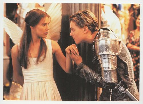 Romeo + Juliet Postcard