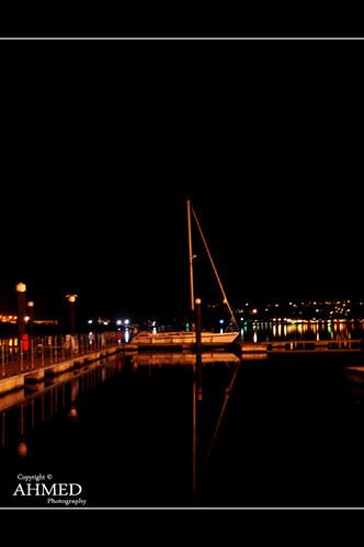 Cardiff Bay reflection 2 -Wales