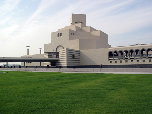 Museum of Islamic Art, Doha, Qatar, October 2009.