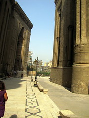 Mosque-Madrassa of Sultan Hassan - Cairo, Egypt