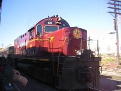 Van Buren Excursion Train
