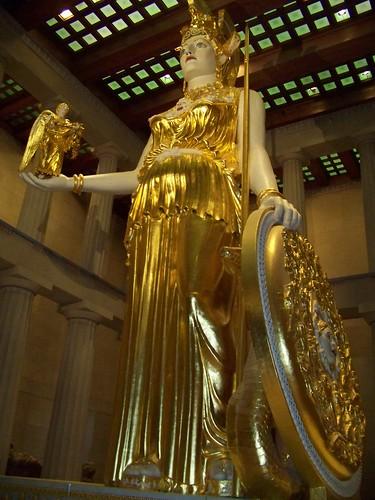 Athena Parthenos Athena Parthenos 2 Flickr