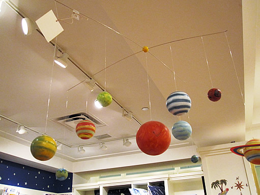 all about planet ceiling mobile pottery barn kids kidskunst info1000 images about solar system baby mobile on pinterest