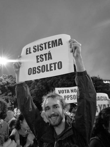 democracia real barcelona