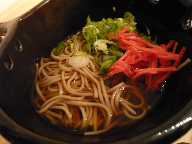 365.365: Toshikoshi soba | Flickr - Photo Sharing!