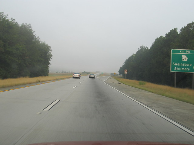 I 16 Westbound Exit 98 To Swainsboro Georgia Flickr