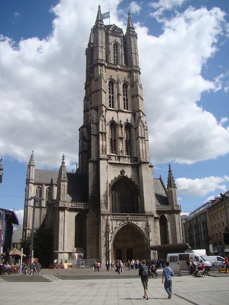 catedral de San Bavón-Gante