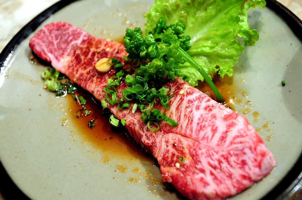 秘苑燒肉-ミスシ (1枚 950)