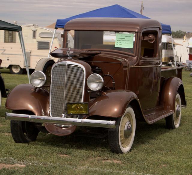 1933 chevy truck